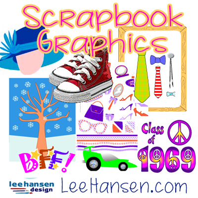 Scrapbook Graphics Collections