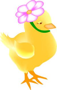 Easter Peep Clip Art Free