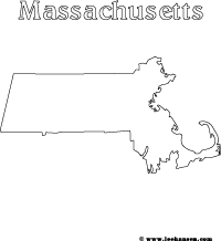 Maine Coastal Lighthouse Coloring Page