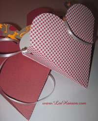 heart shape gift boxes templates