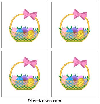 Die cut patterns and craft templates easter basket tags cupcake flags stickers negle Image collections