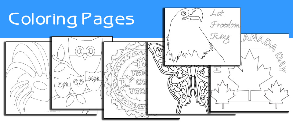 Clip Art Coloring Pages Paper Crafts Printables at Lee Hansen