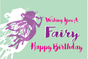 Have a fairy happy birthday printable greeting card fairy birthday greeting card printable bookmarktalkfo Image collections