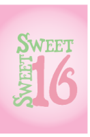 Printable birthday greeting cards and card templates sweet sweet 16 birthday card printable greeting leehansen bookmarktalkfo Choice Image