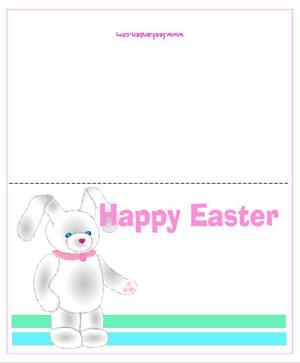 Easter Printable Calander | Calendar Template 2016
