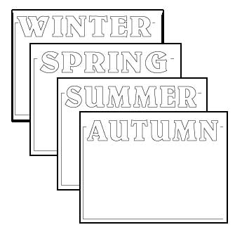 4 seasons border sheets